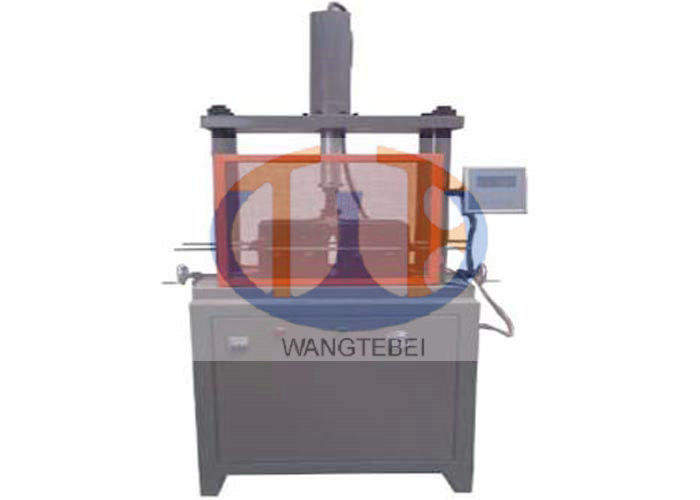 Automatic Calculation Flexural Testing Machine For Concrete ,  Tube Testing Equipment HWQ - 40E