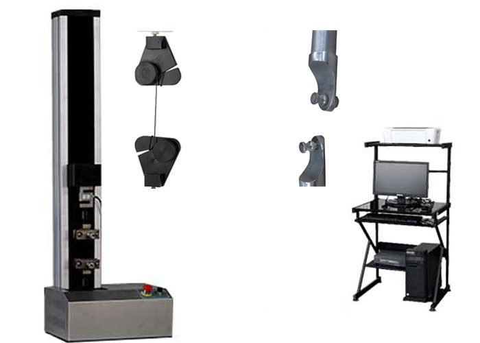 Electronic Metal Wire Universal Tensile Testing Machine , Material Testing Equipment